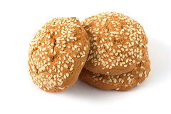Oat cookies Royalty Free Stock Photography