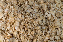 Oat Flake Background Royalty Free Stock Photography