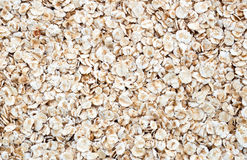 Oat-flakes Stock Image