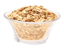 Oat-flakes Royalty Free Stock Photography