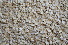 Oat flakes background royalty free stock photo