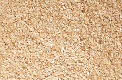 Oat flakes background Royalty Free Stock Photos