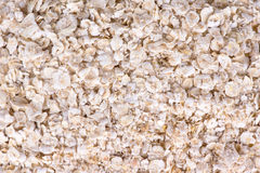 Oat flakes texture Royalty Free Stock Photography