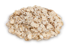 Oat flakes Stock Images