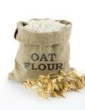 Oat flour Royalty Free Stock Photos