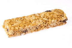 Oat Granola Bar Royalty Free Stock Photography