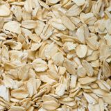 Oat Growth Royalty Free Stock Photos