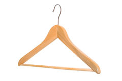 Сoat hanger Royalty Free Stock Photo