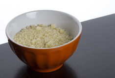 Oat meal Stock Photography