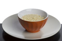 Oat meal Stock Image