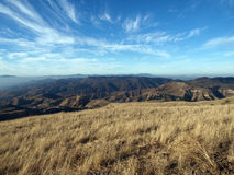 Oat Mountain View, Chatsworth California. Royalty Free Stock Photo