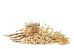 Oat Products Royalty Free Stock Images
