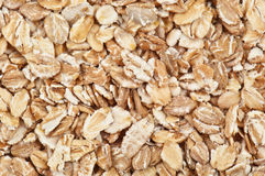 Oat texture Royalty Free Stock Photo