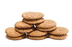 Oatcakes Royalty Free Stock Photo