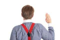 Oath Stock Photo
