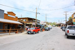 Oatman Arizona Stock Photos