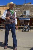 Oatman Outlaws stock images