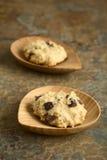 Oatmeal και σοκολάτας μπισκότα Στοκ Εικόνα