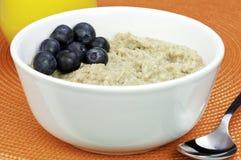 oatmeal κύπελλων στοκ φωτογραφίες