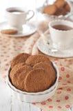 Oatmeal μπισκότο Στοκ Εικόνες