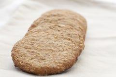 oatmeal μπισκότων Στοκ Φωτογραφία