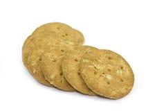 oatmeal μπισκότων Στοκ εικόνα με δικαίωμα ελεύθερης χρήσης