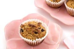 oatmeal булочек голубики Стоковое Изображение RF