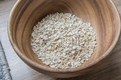 oatmeal завтрака здоровый Стоковое Фото