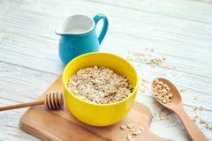 oatmeal завтрака nutritious стоковое изображение rf