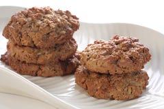 oatmeal печений стоковые изображения
