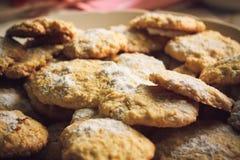 oatmeal печений Стоковые Фотографии RF
