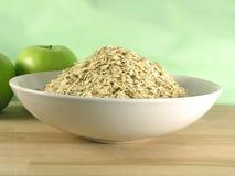 oatmeal шара Стоковые Фотографии RF