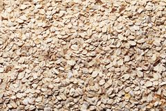 oatmeal image stock