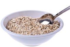oatmeal Obraz Stock