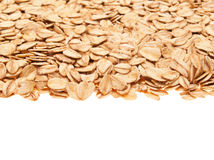 Oatmeal. Royalty Free Stock Images