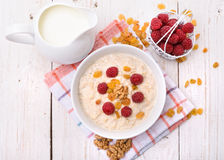 oatmeal στοκ φωτογραφία με δικαίωμα ελεύθερης χρήσης