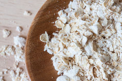 oatmeal Στοκ Εικόνα