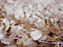 Oatmeal. Background with shallow depth of field Stock Photo