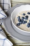 oatmeal Imagem de Stock