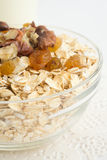 oatmeal photo stock