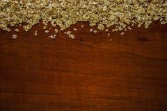 oatmeal Foto de Stock