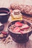 oatmeal image libre de droits