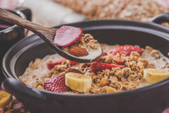 oatmeal images libres de droits