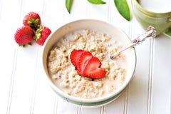 oatmeal стоковое изображение