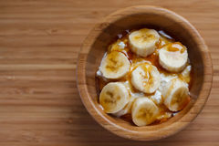 oatmeal photo libre de droits