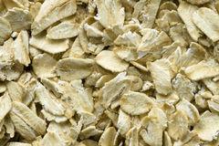 Oatmeal background Royalty Free Stock Photos