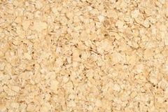Oatmeal background. Isolated photo of oatmeal background on white Royalty Free Stock Photo