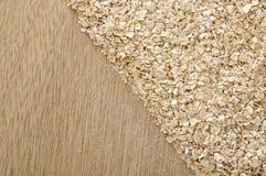 Oatmeal Background Royalty Free Stock Image