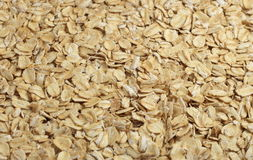 Oatmeal Background Royalty Free Stock Photo