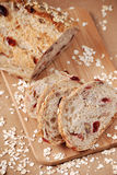 Oatmeal Bread Royalty Free Stock Image